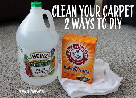 clean cleaner spring cleaning carpet cleaning 2 ways to diy clean mama