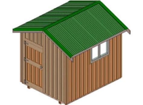 build a new storage shed with one of these 25 free plans 8x10 free storage shed plan storage
