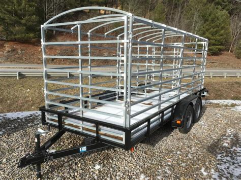 Racks For Trailers by All Inventory O Quinn Trailers In Coeburn Va New And Used Enclosed Cargo Mate And Flatbed