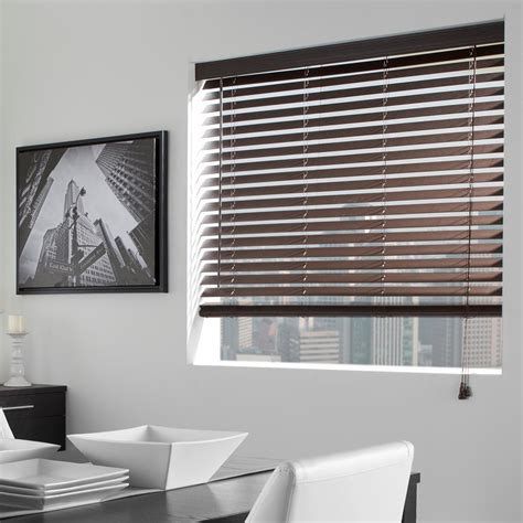 Best Wood Blinds Reviews faux wood blind faux wood horizontal blinds windows bouclair