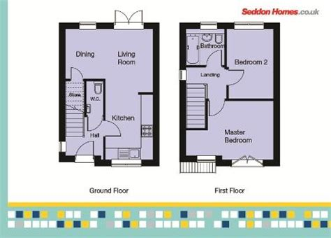 2 Bedroom House Plans Uk 2 Bedroom Semi Detached House For Sale In Brackendale