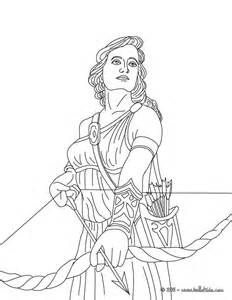 goddess of color coloring pages of gods and goddesses coloring home