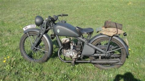 2 Weltkrieg Motorrad Kaufen by Restaurationen Fahrendes Museum Deutsche
