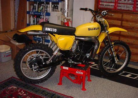 Suzuki Dr370 1976 Suzuki Rm370 Parts Motorcycle Review And Galleries