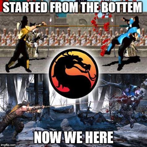 Mortal Kombat Meme - mortal kombat meme generator www imgkid com the image
