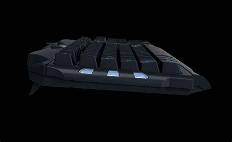 K503 Harpe Keyboard Gaming 7 Color Led Backlit genius scorpion k5 gaming keyboard