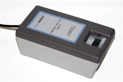 Crossmatch Verifier 300 Lc 2 0 fingerprint scanner crossmatch verifier 300 lc 2 0