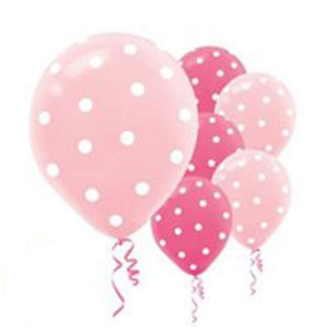 Light Pink L by 20 Pcs Helium Quality 10 Pink And 10 Light Pink Polka Dot Balloons L6