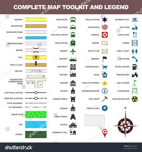 canadian map legend symbols map legend symbols world map 07