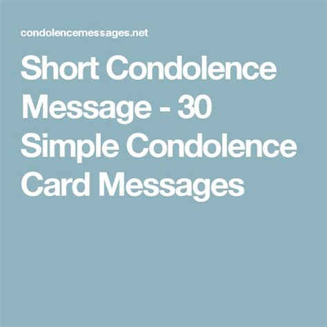 card and quotes top 25 ideas about condolence message on