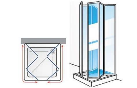 box doccia metacrilato box doccia 3 lati a scomparsa in metacrilato e alluminio