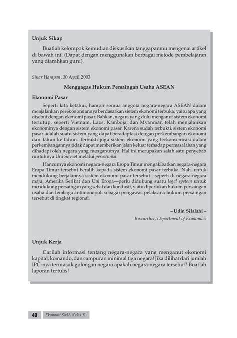 Buku Ekonomi Sma 1kl X buku geografi kelas x images