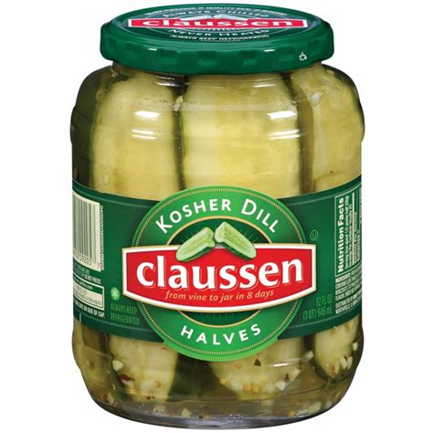 Boat Brand Pickled Lettuce claussen pickles grocery