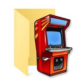 Arcade Cabinet Icon by Windows 10 Arcade Cabinet Folder By Acidcrashlv On Deviantart