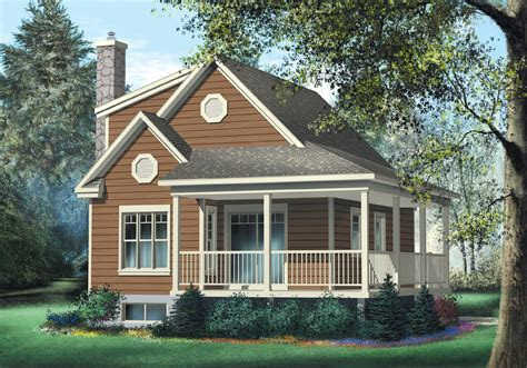 Vacation Cottage House Plans by Vacation Cottage 80562pm Architectural Designs House Plans