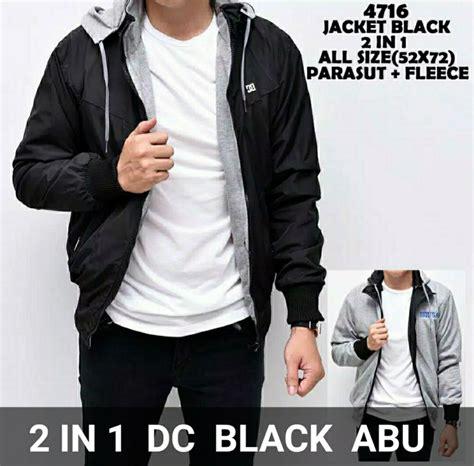 Parka Vans Premium jaket parka pria cowok premium jaket vans bolak balik