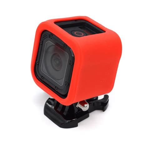 Gopro Hero4 Pink aliexpress buy gopro 4 session protective silicone housing cover protective