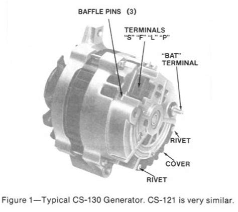 delcoremy cs cs alternator repair manual page