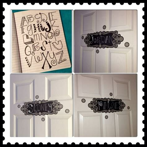Bedroom Door Signs Bedroom Door Signs Room Ideas For My