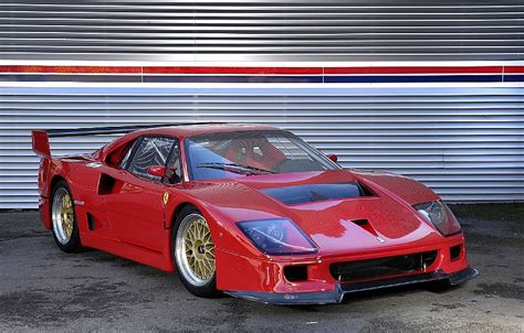 Street Legal, Custom Ferrari F40 LM For Sale   autoevolution