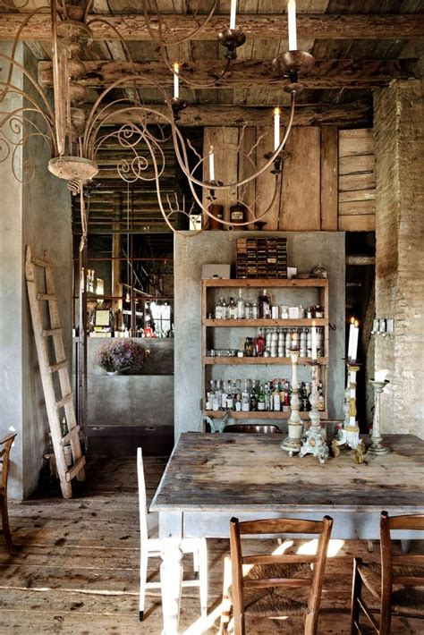 italian rustic rustic italian dining spot the dream home pinterest