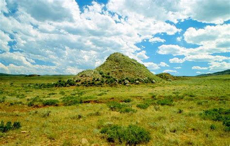 Knob Hill Trail by Knob Hill Wyohistory Org