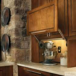kitchen appliance garage cabinet kraftmaid appliance garage home pinterest