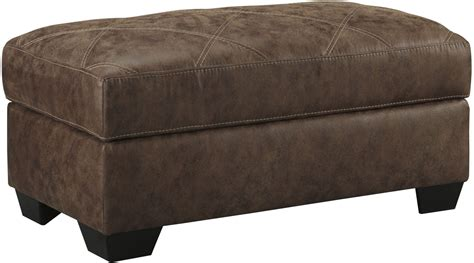 tweed ottoman tanacra tweed ottoman with storage 1460211 ashley