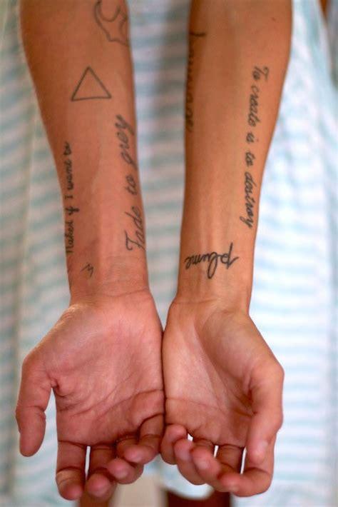 simple tattoo locations tattoo