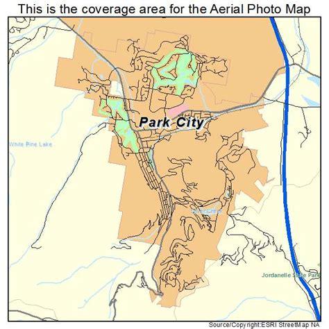 city utah map aerial photography map of park city ut utah