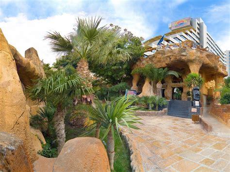 fotos hotel magic rock gardens benidorm web oficial