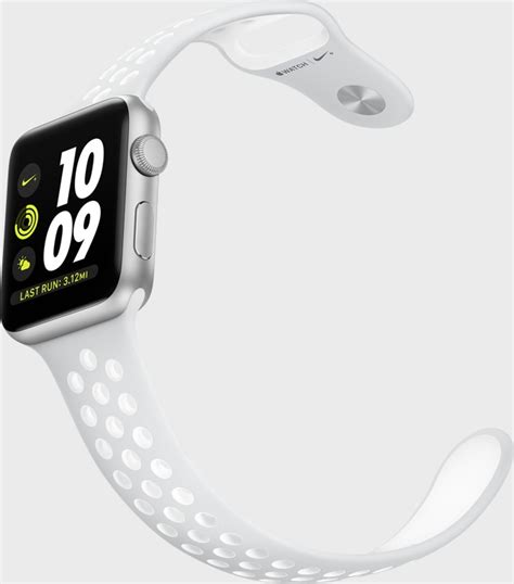 Apple Series 2 Nike 38mm Silver Wth Flat Silver Volt Sport Band apple iwatch nike series 2 38mm price in pakistan buy apple iwatch 38mm silver aluminum