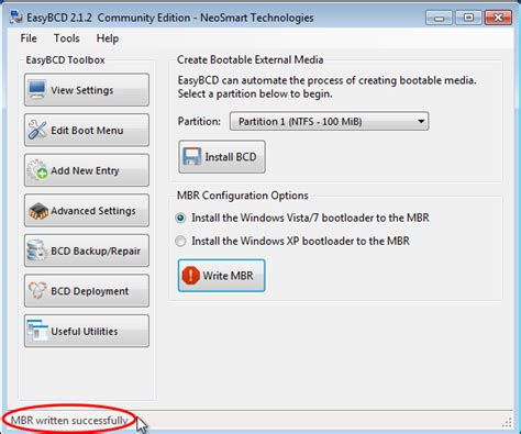 install windows 10 bootloader restore the windows bootloader to mbr after dual booting