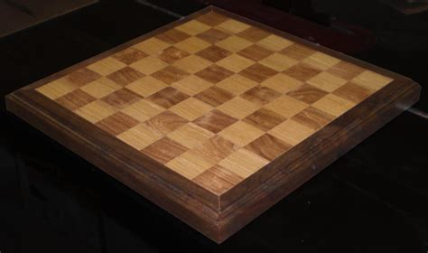 Handmade Chess Board - handmade chess board by twhero on deviantart