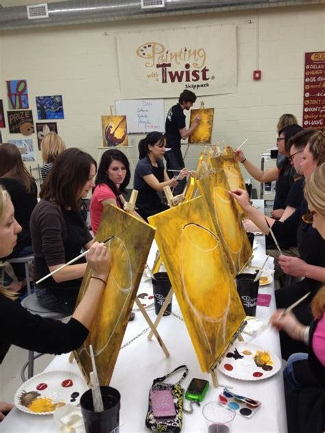 paint with a twist longview tx the gilmer mirror local entrepreneur launches studio