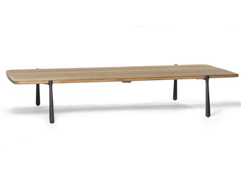 Modern Rectangular Coffee Table Tribu Branch Rectangular Garden Coffee Table Tribu Outdoor Furniture At Go Modern