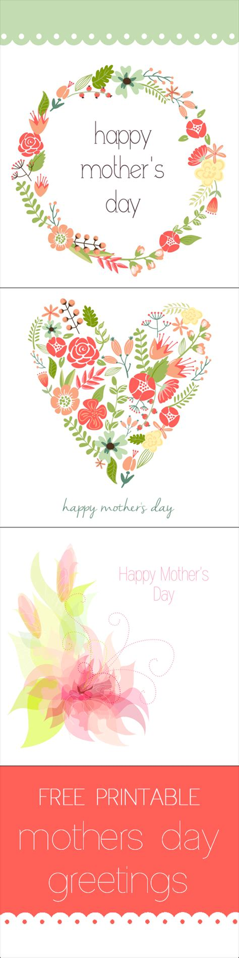printable greeting cards mother s day mothers day cards free printable greetings for your mom