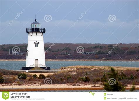 Chappaquiddick Free Lighthouse At Chappaquiddick Royalty Free Stock Photos Image 7138548