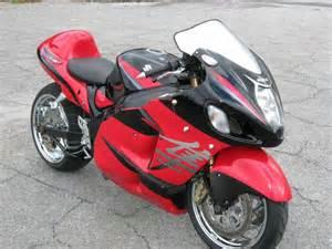 Suzuki Hayabusa 2005 Buy 2005 Suzuki Hayabusa Sportbike On 2040 Motos