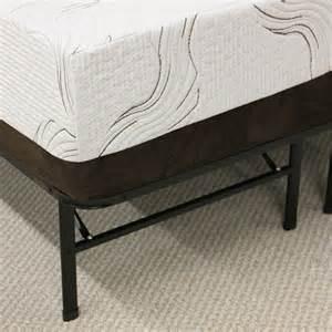 Platform Beds Better Than Box Springs Steel Platform Bed Frame King No Box