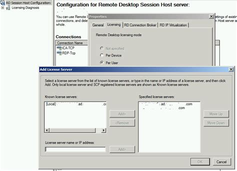 change rdp server 2003 activate remote desktop license server 2003 free
