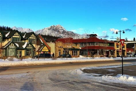 In Canada by Jasper Might Just Be The Most Canadian Town In Canada