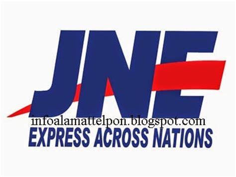 daftar alamat dan nomor telepon jne seluruh kota dan daftar alamat jne kota jambi info alamat dan telepon