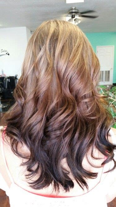 reverse ombre short hair reverse ombre my uploads pinterest reverse ombre