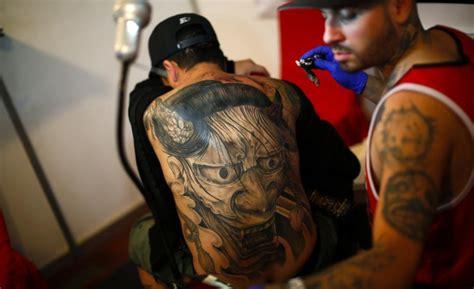 expo tattoo uruguay 2015 los tatuajes m 225 s extravagantes de la expo tattoo venezuela