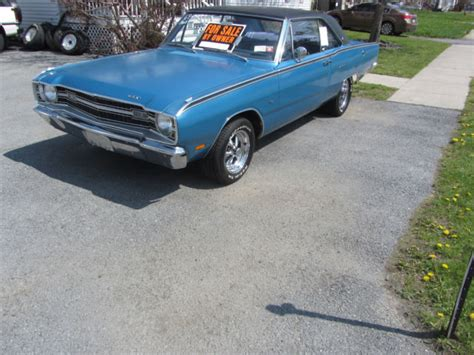 1969 dodge dart gt built 360 550 hp for sale photos