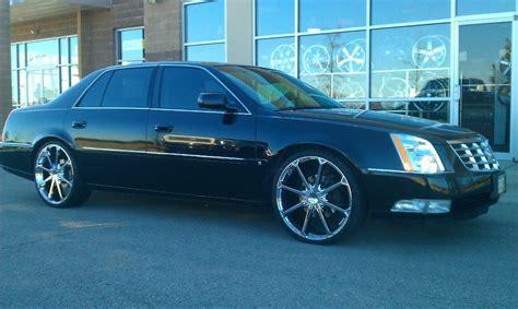 2007 cadillac sts custom wheels