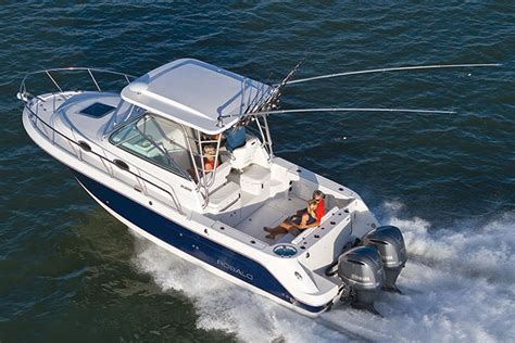 boat t top outriggers 2017 robalo 305 builder