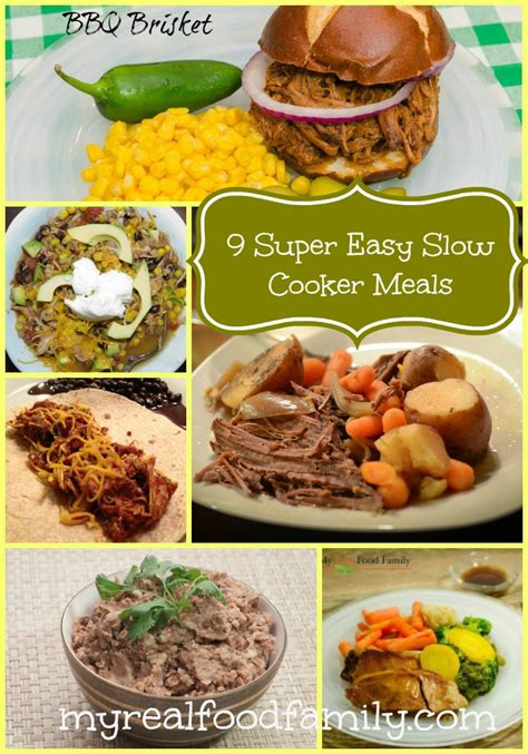 9 slow cooker recipes that blew us away in 2014 9 super easy slow cooker meals my real food family