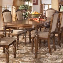 Ashley Furniture Dining Room Sets San Martin Formal Dining Room Set Signature Design By